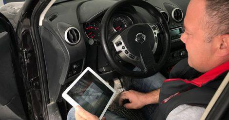Cem Nissan Infiniti Özel Servisi