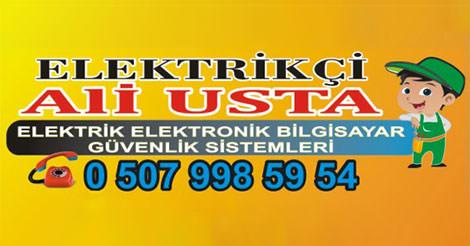 Elektrikçi Ali Usta