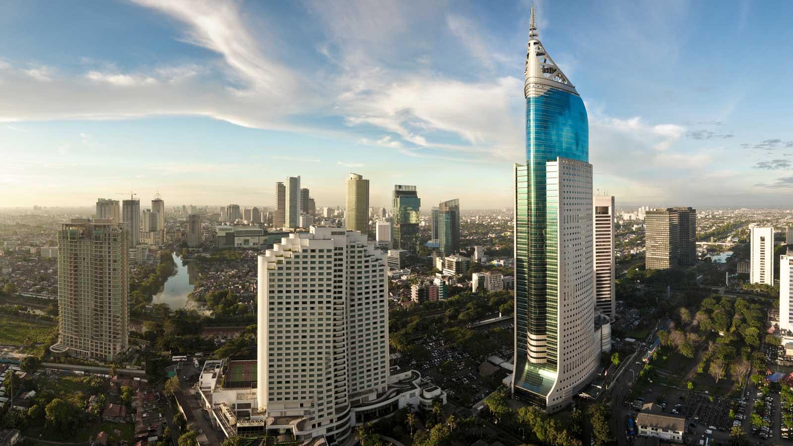 Endonezya'daki Türk Firmaları