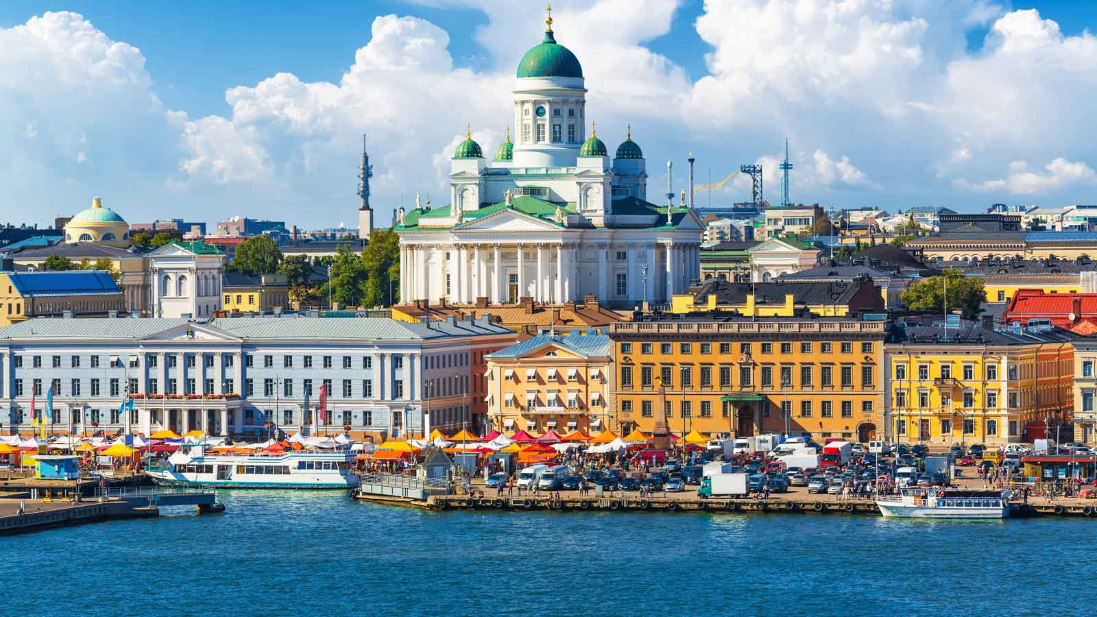 Finlandiya'daki Türk Firmaları
