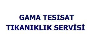 Gama Tesisat   Tıkanıklık Servisi