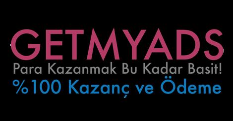 Getmyads ile Para Kazan!   kazanpara.com