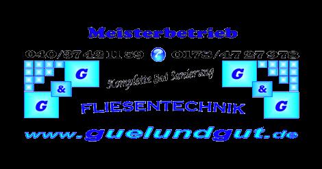 G&G Fliesentechnik Meisterbetrieb