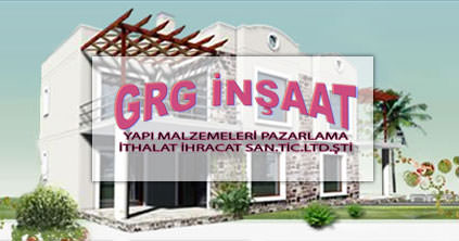 GRG İnşaat Yapı Mlz. Paz. İth. İhr. San. Tic. Ltd. Şti.