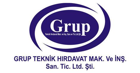 Grup Teknik Hırdavat Mak. İnş. San. Tic. Ltd. Şti.