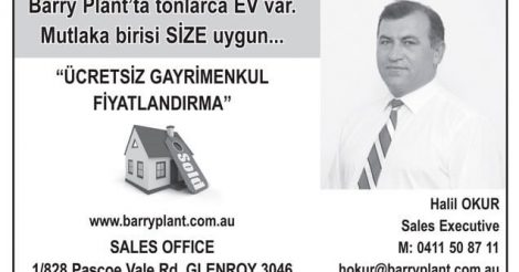 Halil Okur | Barry Plant