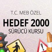 Hedef2000 Sürücü Kursu