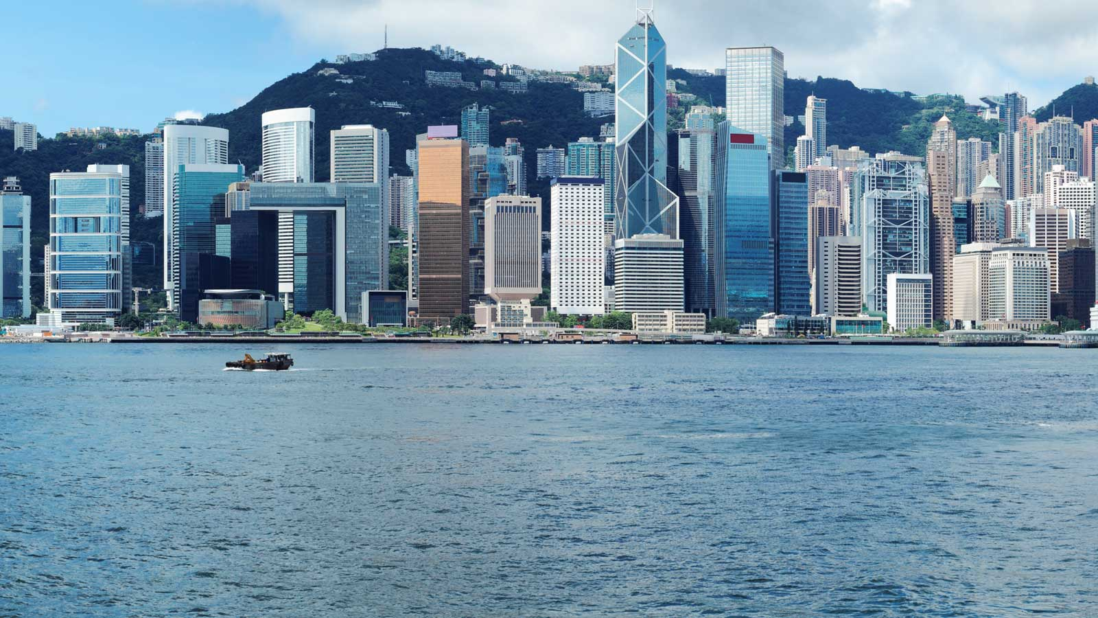 Hong Kong'daki Türk Firmaları