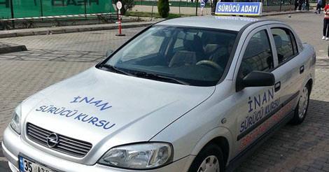 Özel Çiğli İnan Motorlu Taşıt Sürücüleri Kursu