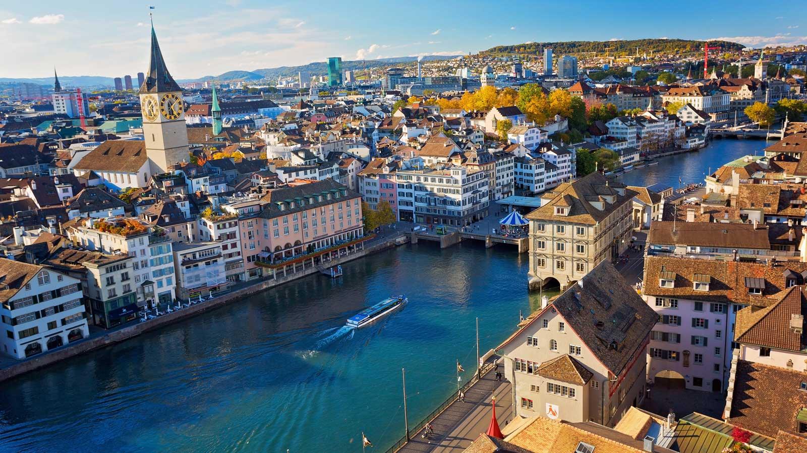 İsviçre'deki Türk Firmaları