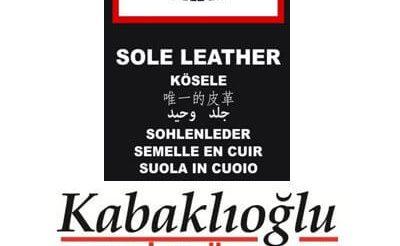 Kabaklıoğlu Deri Kösele Ltd. Şti.