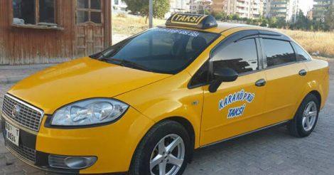 Karaköprü Taksi