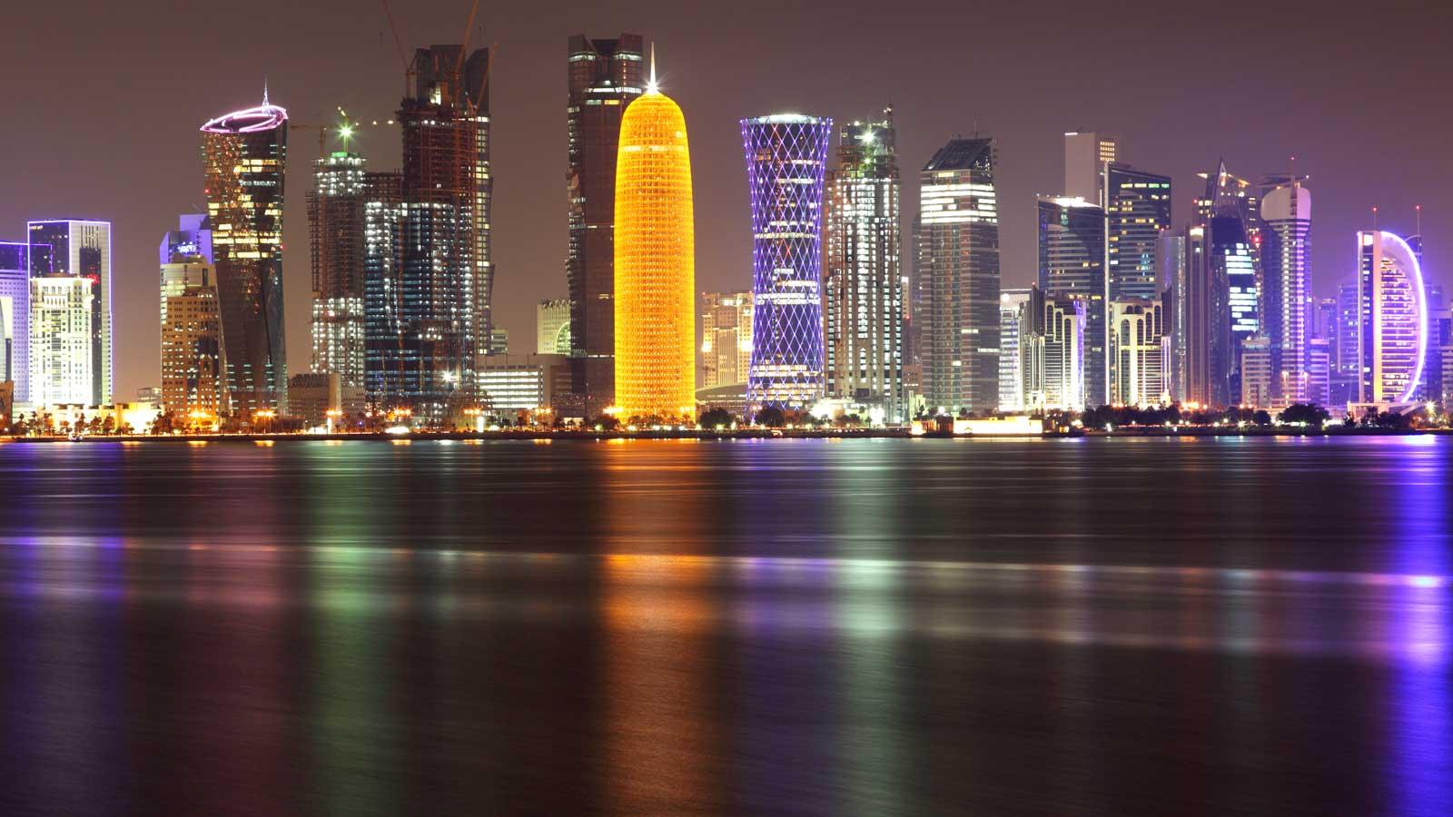 Katar'daki Türk Firmaları