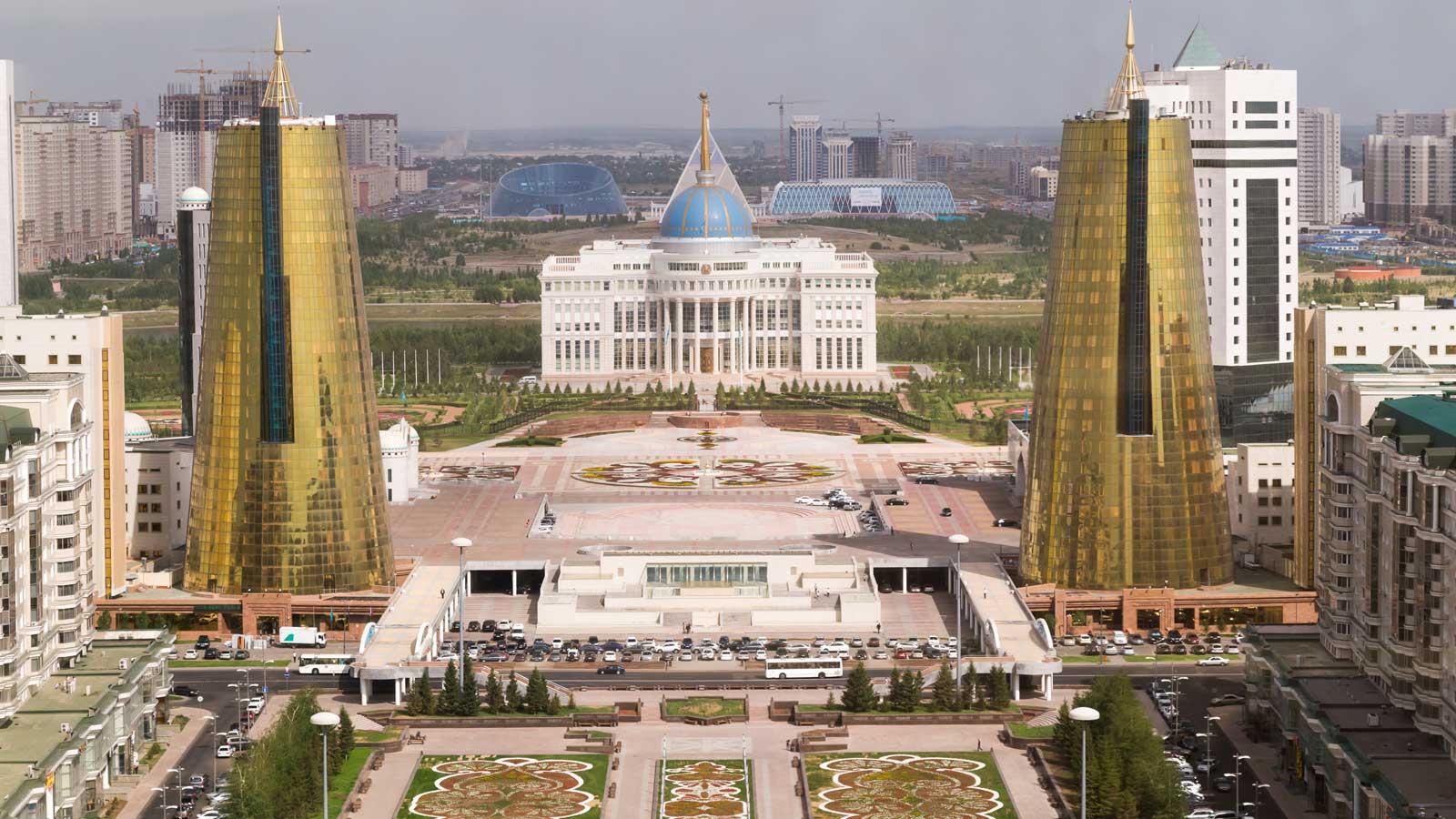 Kazakistan'daki Türk Firmaları