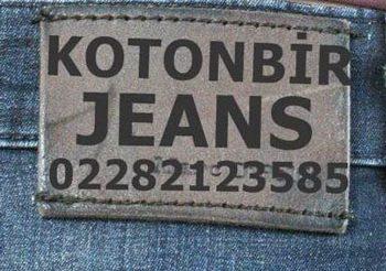 Kotonbir Jeans