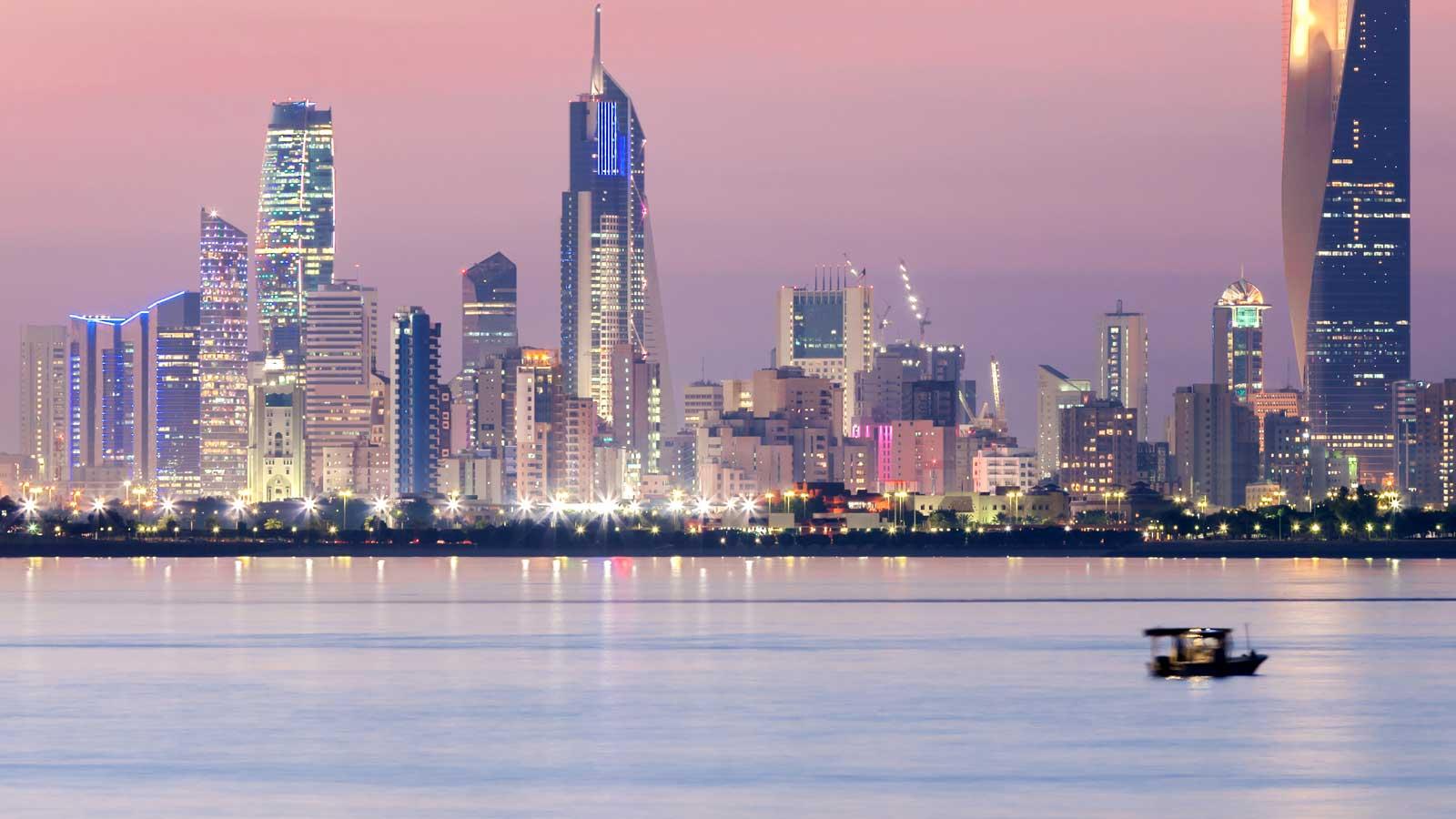 Kuveyt'teki Türk Firmaları