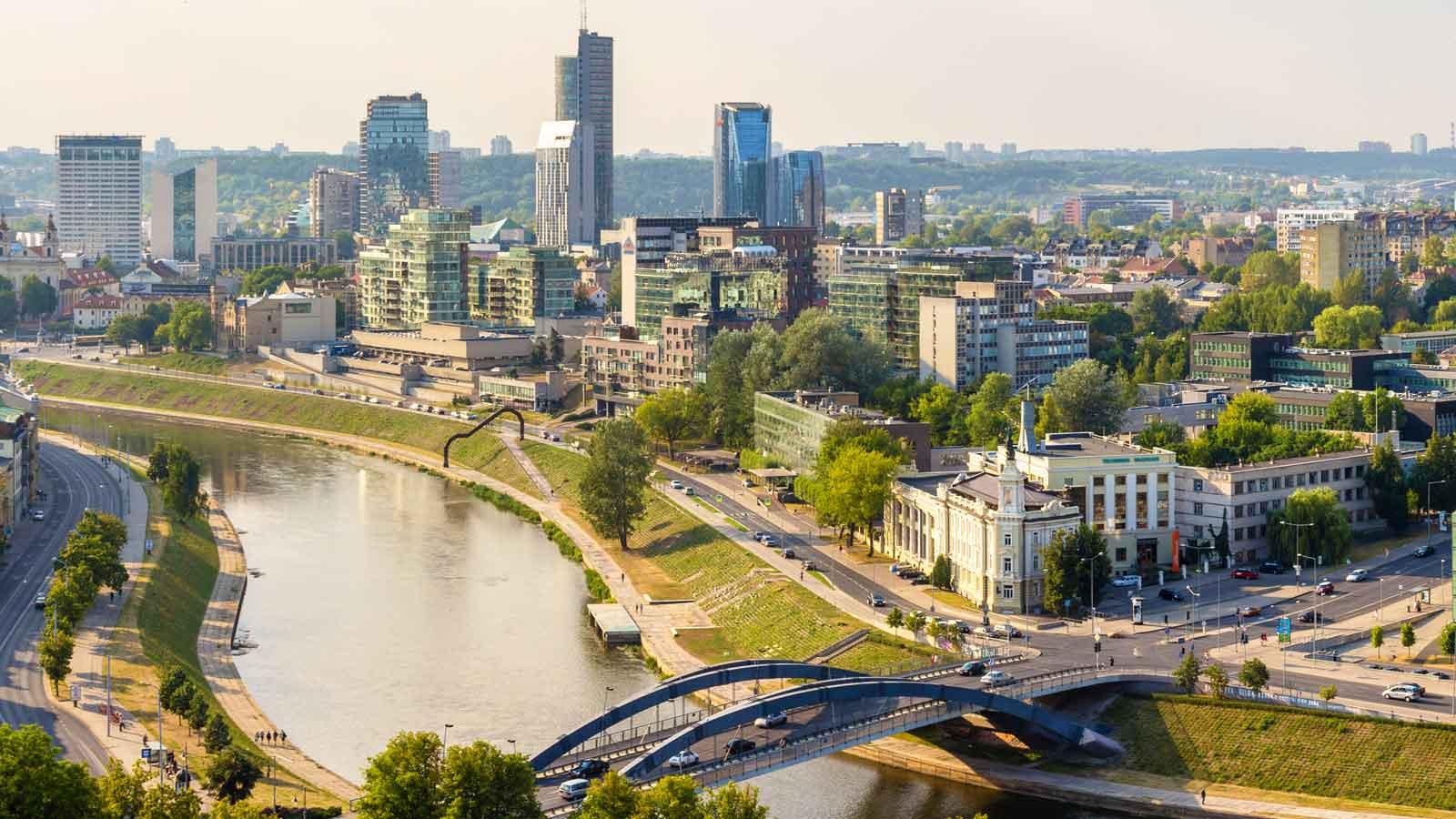 Litvanya'daki Türk Firmaları