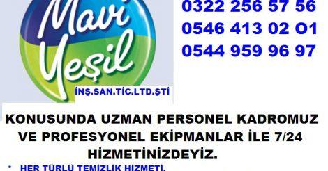 MAVİYEŞİL İNŞ. TEM. DEK. SAN. TİC. LTD. ŞTİ