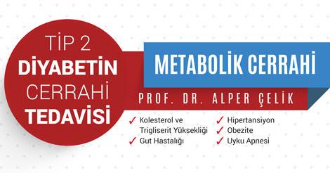 Metabolik Cerrahi | Şeker Hastalığı Ve Obezite Ameliyatı