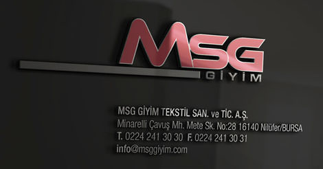 MSG Giyim Tekstil San. Tic. A.Ş.