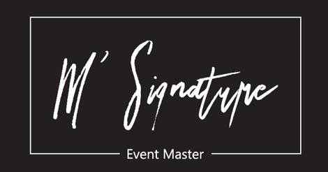 M'Signature Event Company