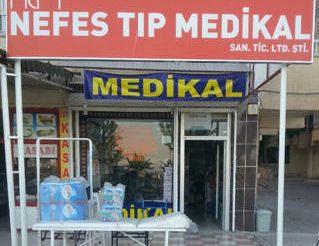 Nefes Tıp Medikal Tem. İnş. San. ve Tic. Ltd. Şti.