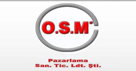 O.S.M. Paz. ve San. Tic. Ltd. Şti.