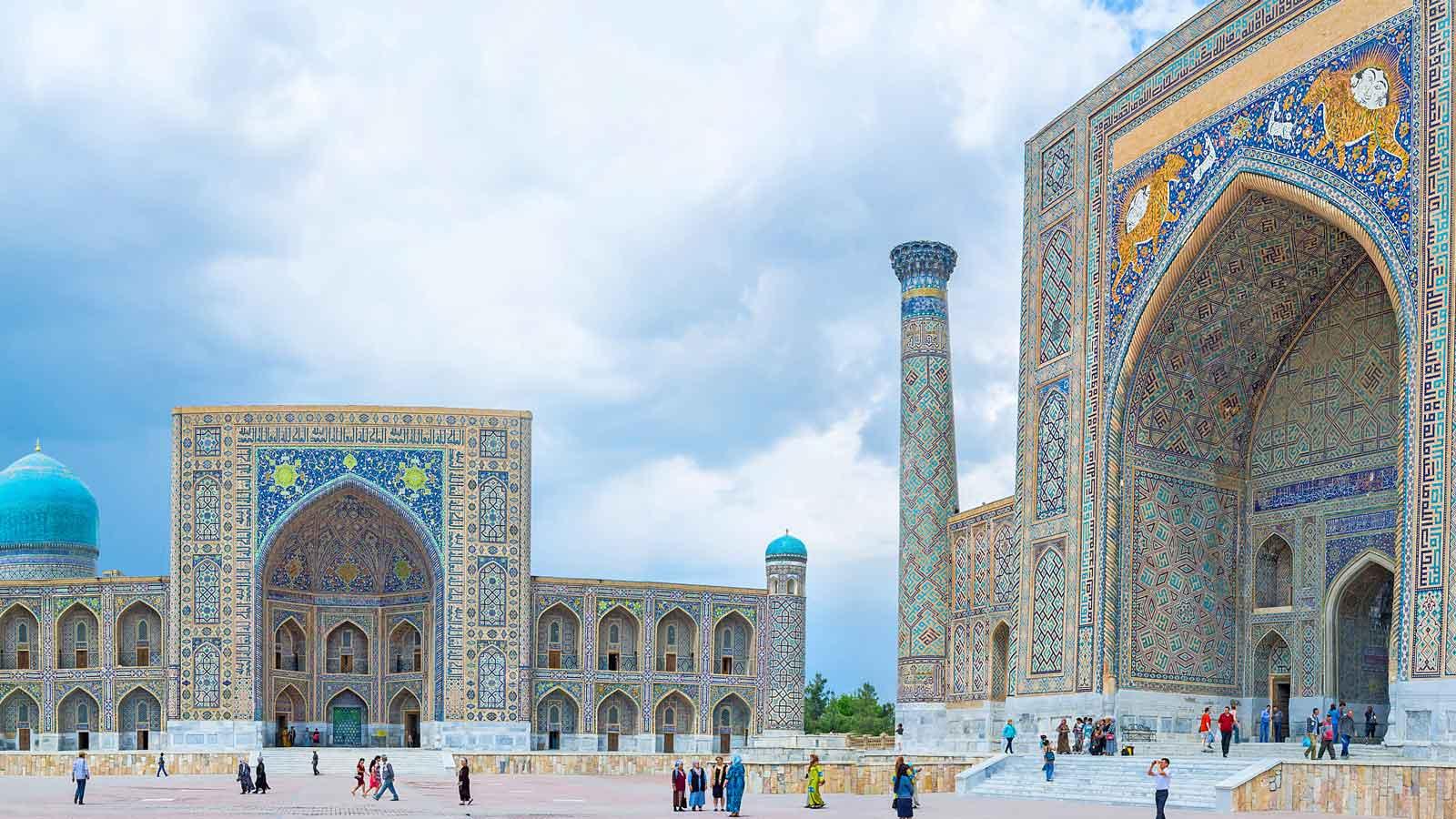 Özbekistan'daki Türk Firmaları