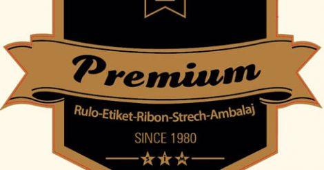 Premium Rulo-Etiket-Ribon-Strech-Ambalaj