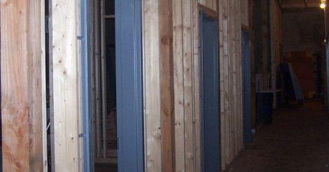 SEYHAN Sac metal kapı kasası imalatı