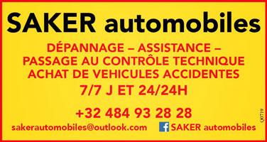 SAKER automobiles