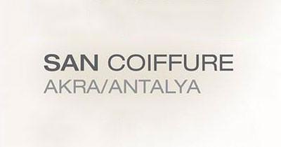 San Kuaför Antalya