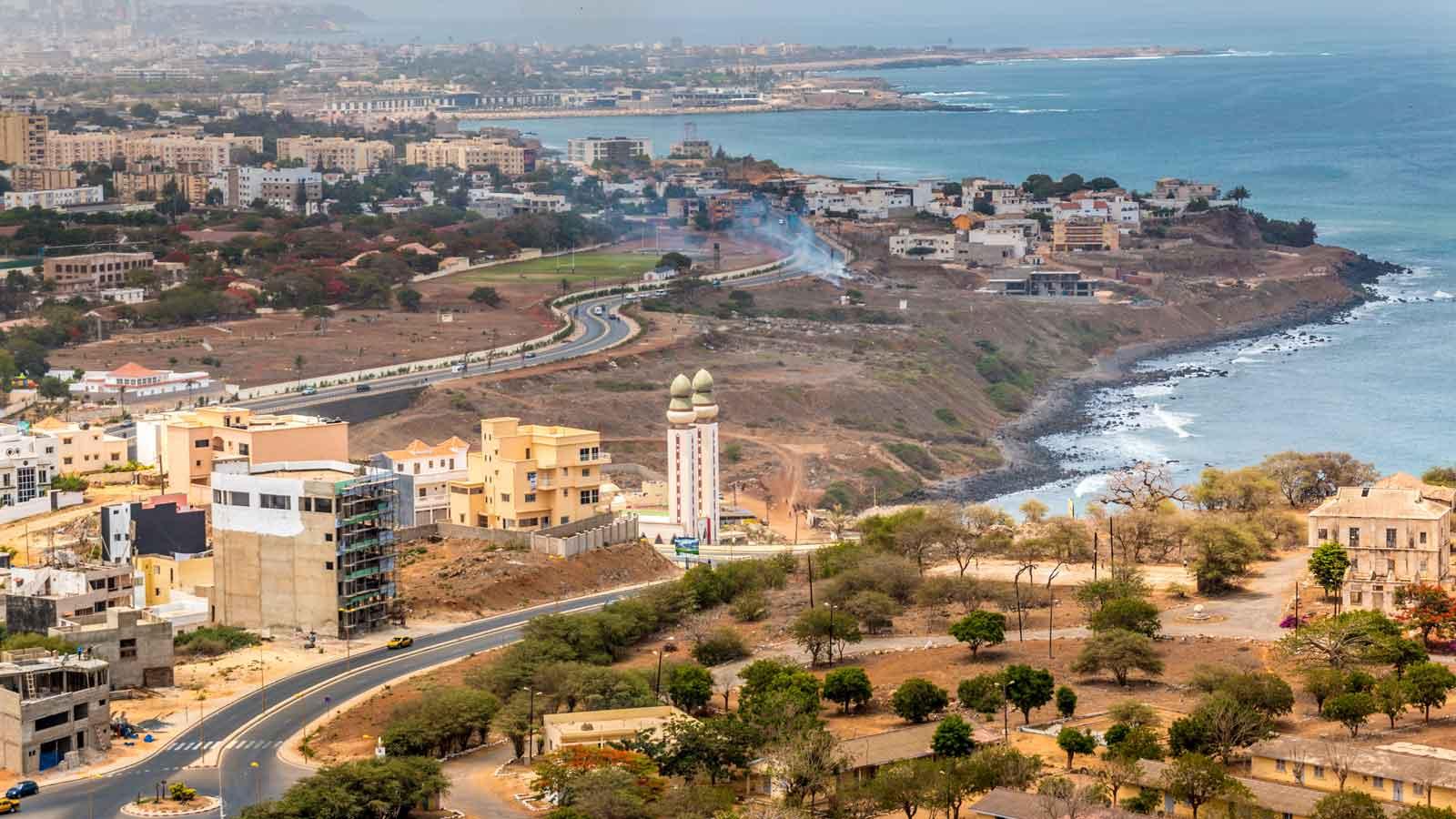 Senegal'deki Türk Firmaları