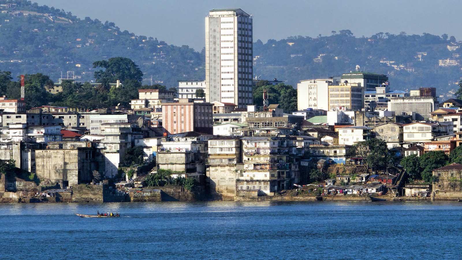 Sierra Leone'deki Türk Firmaları