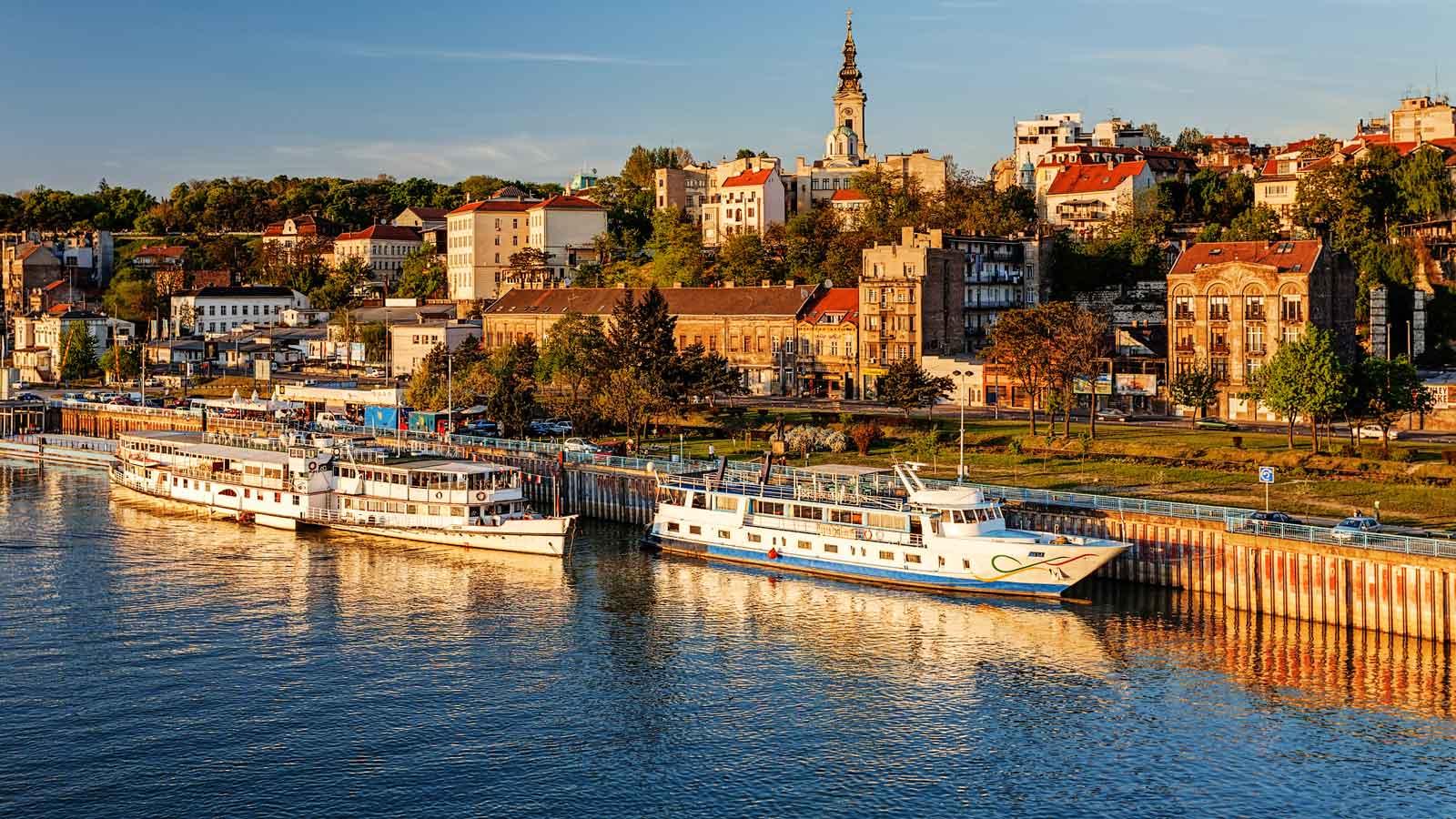 Sırbistan'daki Türk Firmaları