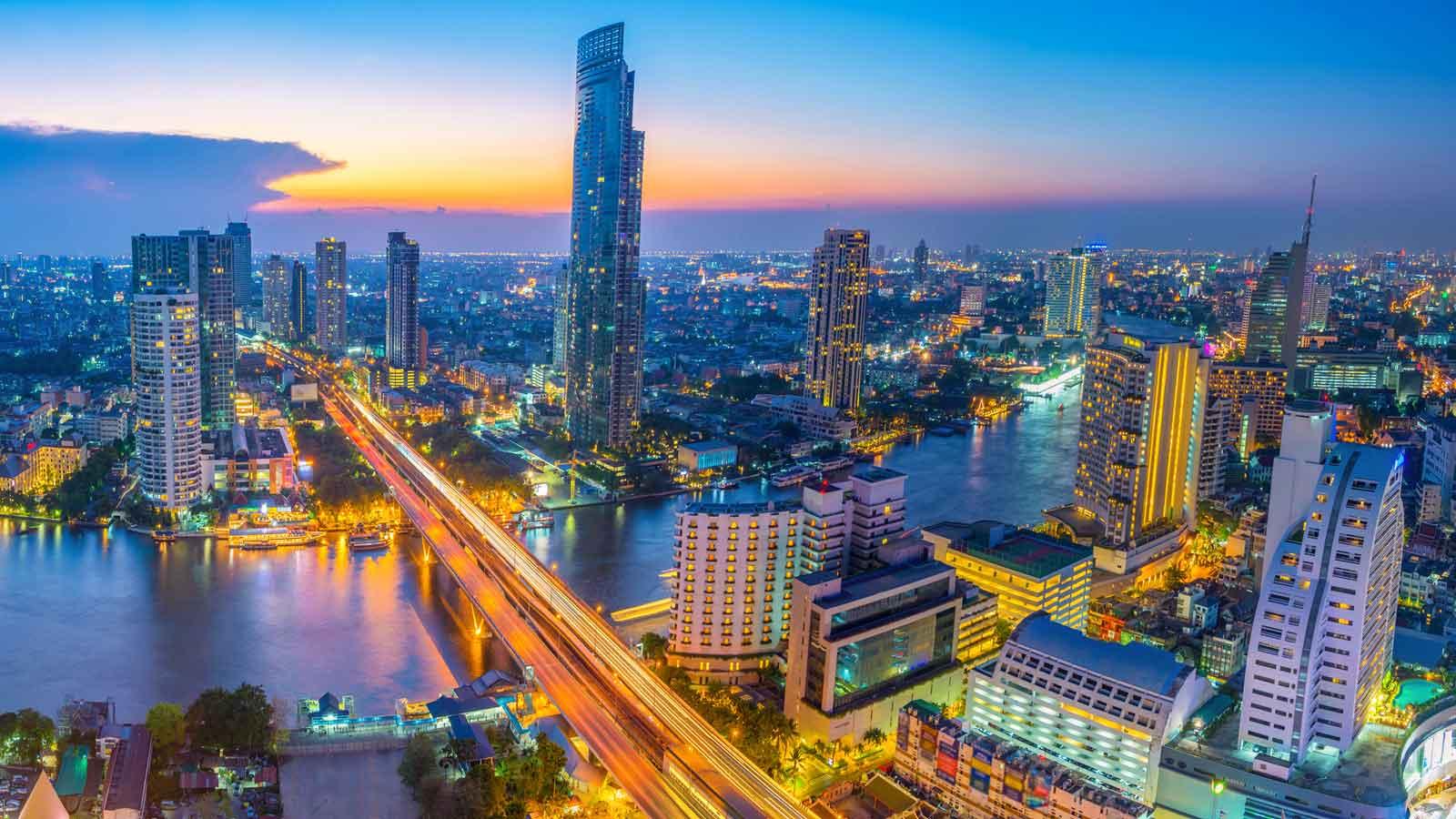 Tayland'daki Türk Firmaları