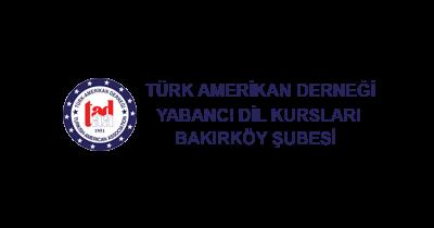Türk Amerikan Derneği İngilizce Kursu Bakırköy Şubesi