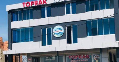 Toprak Arsa Ofisi