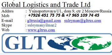 Global Logistics And Trade Ltd.