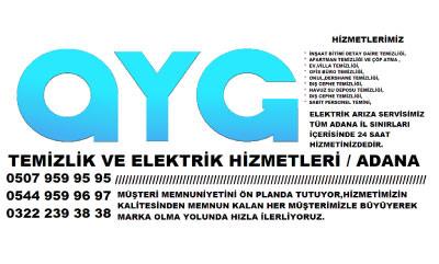 AYG İnşaat Temizlik Dekorasyon San. Tic. Ltd. Şti.