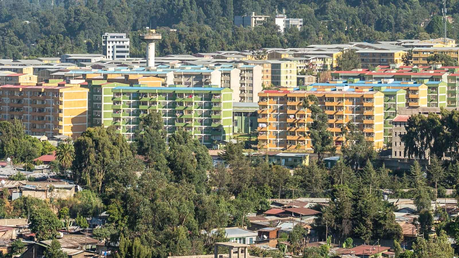 Addis Ababa'daki Türk Firmaları