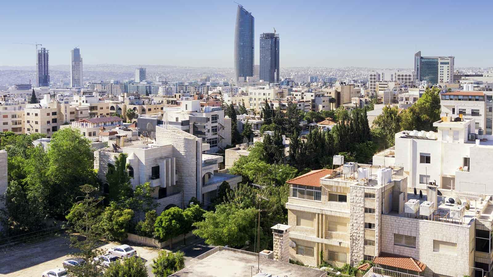 Amman'daki Türk Firmaları