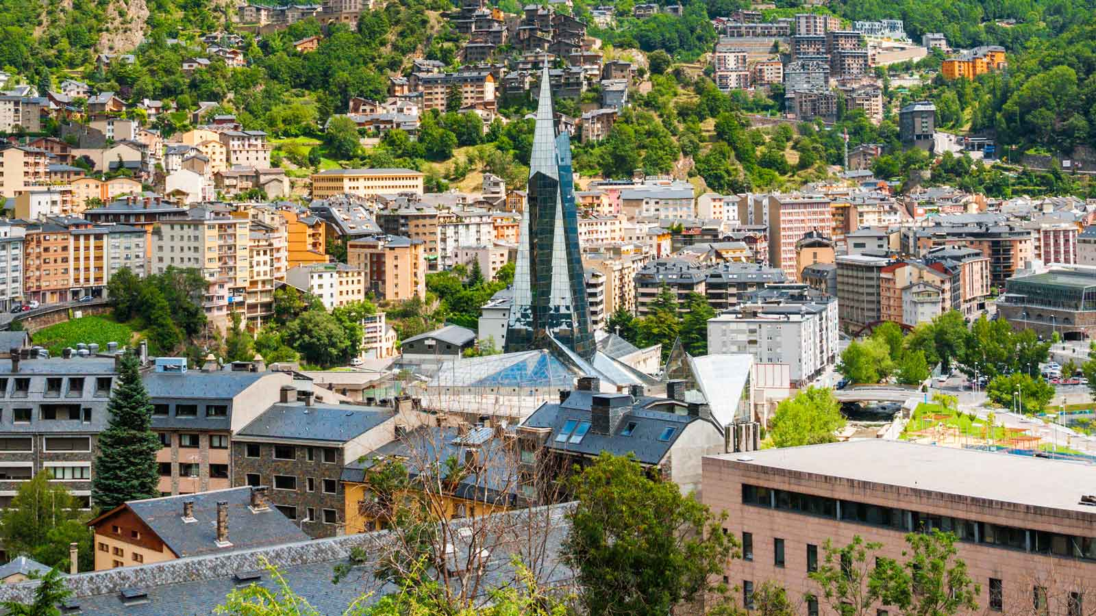 Andorra'daki Türk Firmaları
