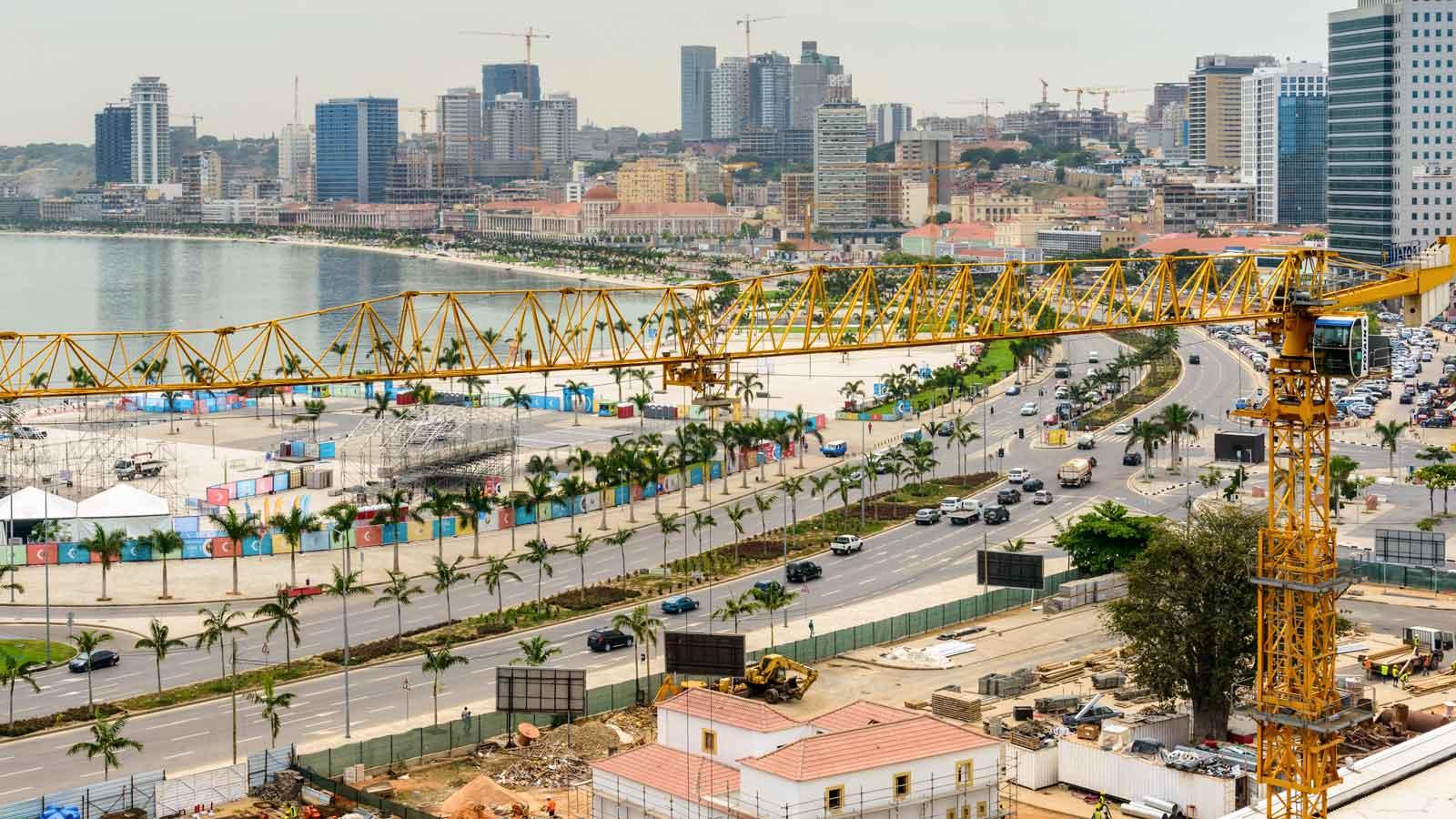 Angola'daki Türk Firmaları