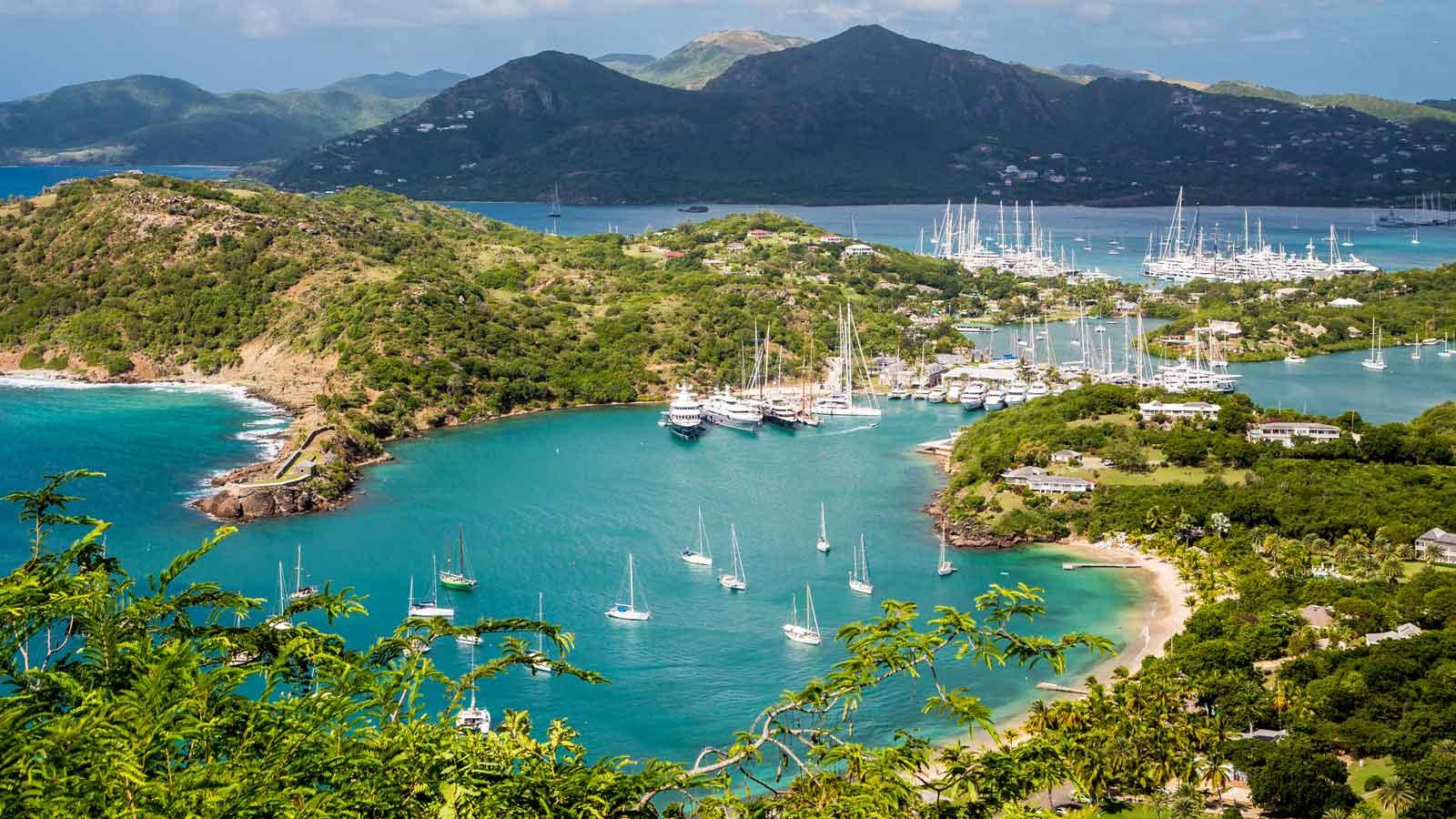 Antigua ve Barbuda'daki Türk Firmaları