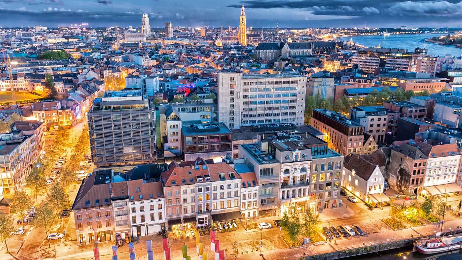 Antwerpen'deki Türk Firmaları