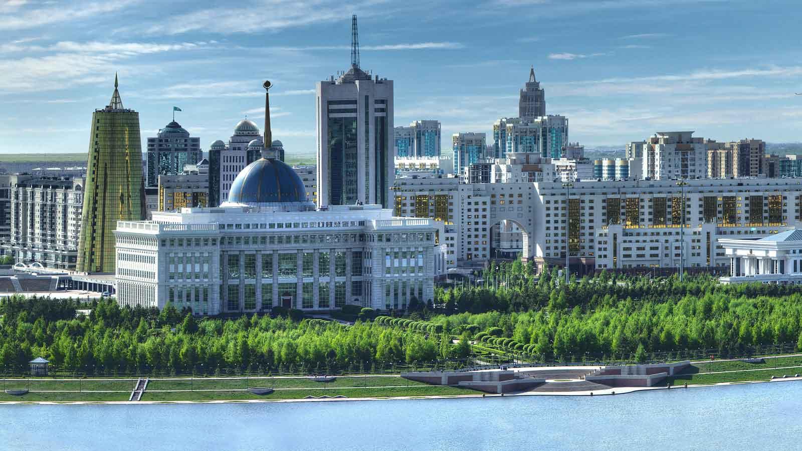 Astana'daki Türk Firmaları