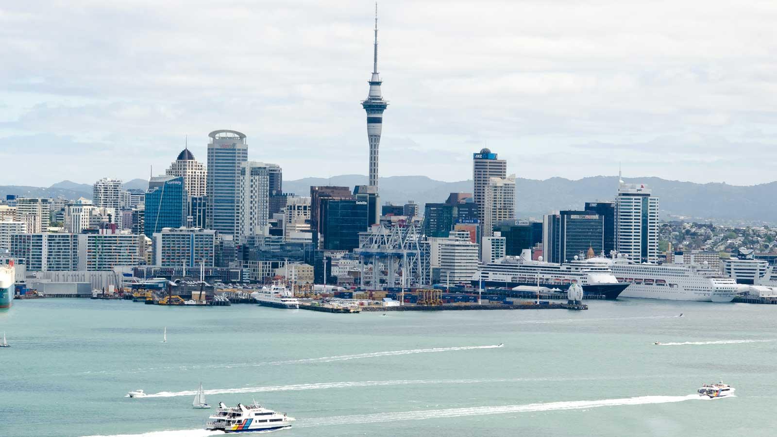 Auckland'daki Türk Firmaları