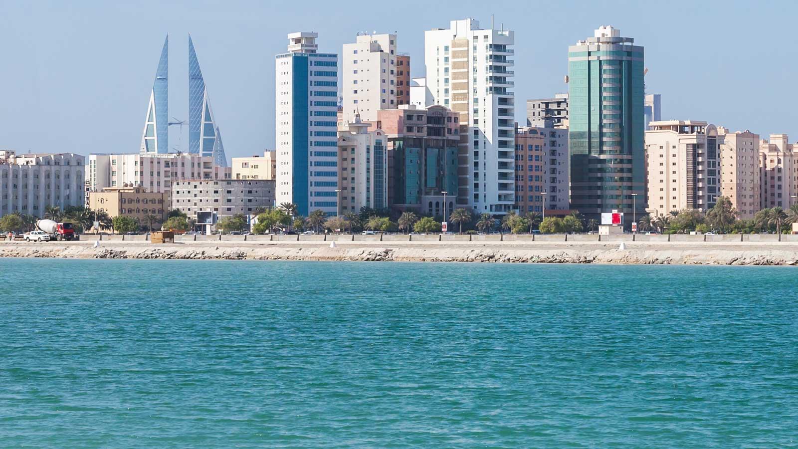 Bahreyn'deki Türk Firmaları
