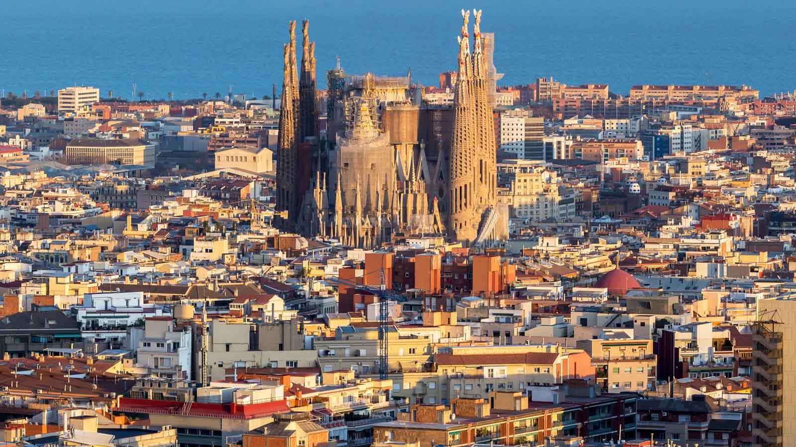 Barselona'daki Türk Firmaları